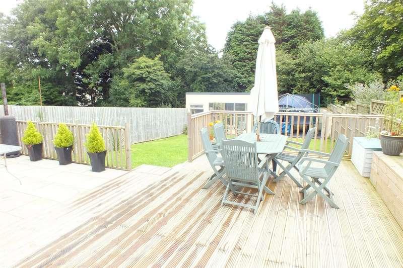 3 Bedrooms Semi Detached House for sale in Poyers Avenue, Pembroke, Pembrokeshire