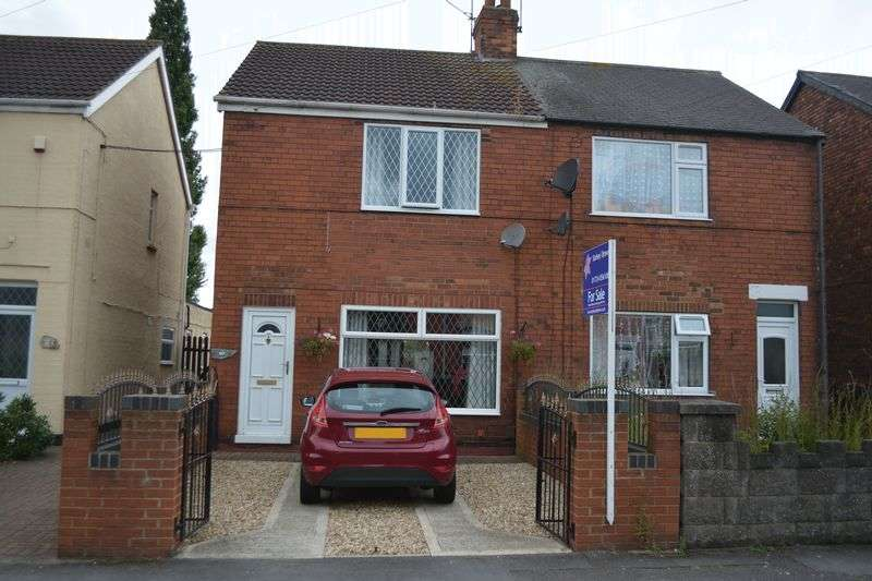 3 Bedrooms Semi Detached House for sale in North Parade, Ashby, Scunthorpe