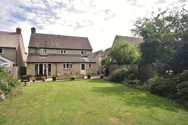 4 Bedrooms Detached House for sale in FREELAND, Hurst Lane OX29 8JA