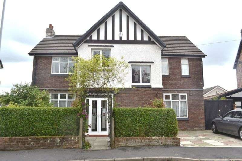 4 Bedrooms Detached House for sale in Willow Hey, Maghull, Liverpool