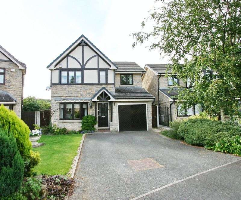 4 Bedrooms Detached House for sale in Highclove Lane, Boothstown, Worsley
