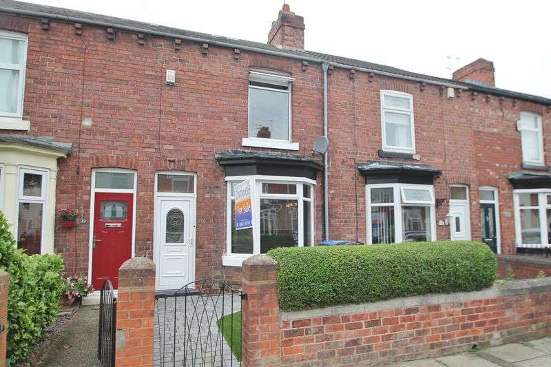 2 Bedrooms Terraced House for sale in Kings Road, Linthorpe