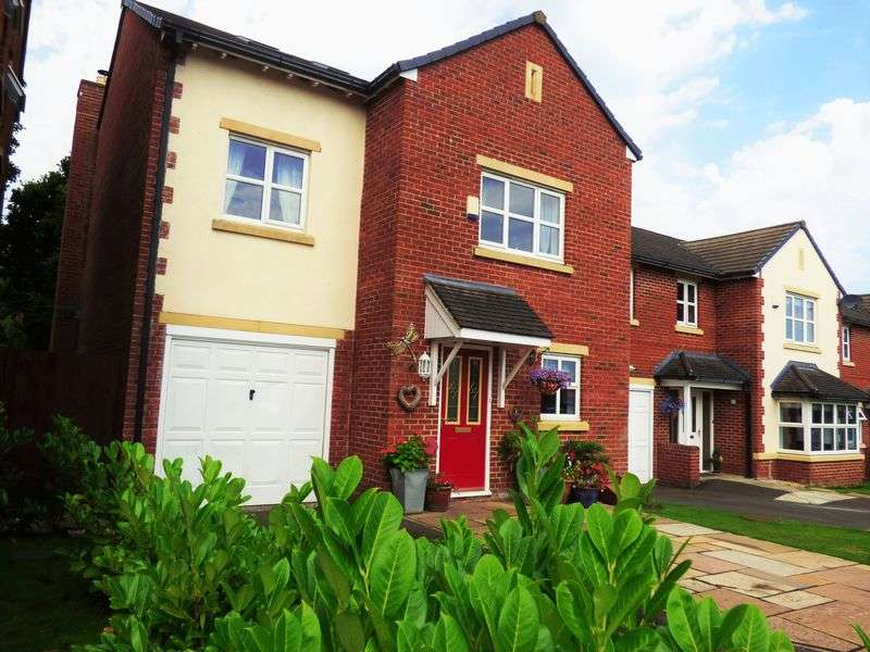 5 Bedrooms Detached House for sale in Anchor Fields, Eccleston