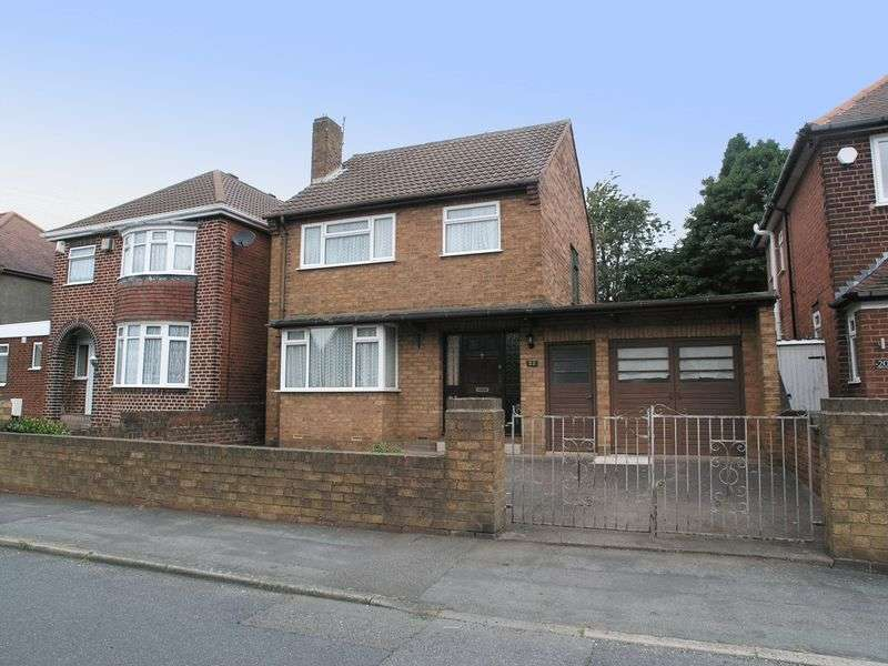 3 Bedrooms Detached House for sale in BRIERLEY HILL, Pensnett, Corbyns Hall Road