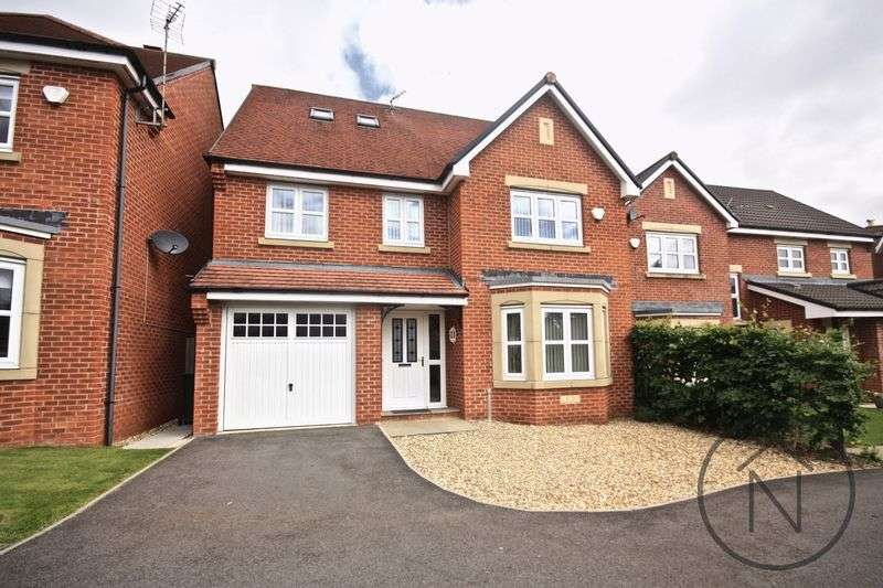6 Bedrooms Detached House for sale in Wakenshaw Drive, Newton Aycliffe