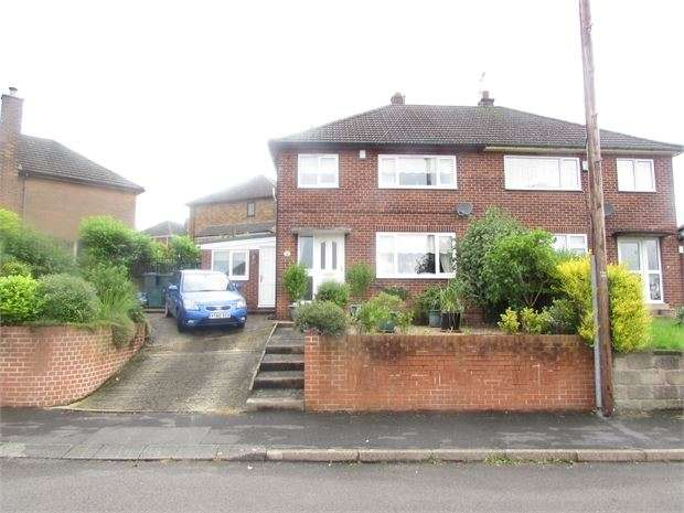 3 Bedrooms Semi Detached House for sale in March Vale Rise, Conisbrough, DN12 2EN