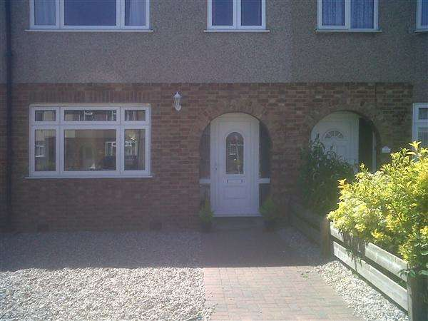 3 Bedrooms End Of Terrace House for sale in Westlyn Close, Rainham