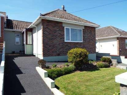 2 Bedrooms Bungalow for sale in Hooe, Devon