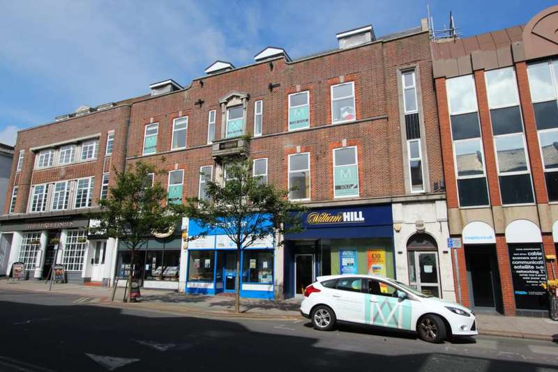 1 Bedroom Flat for sale in Chapel Road