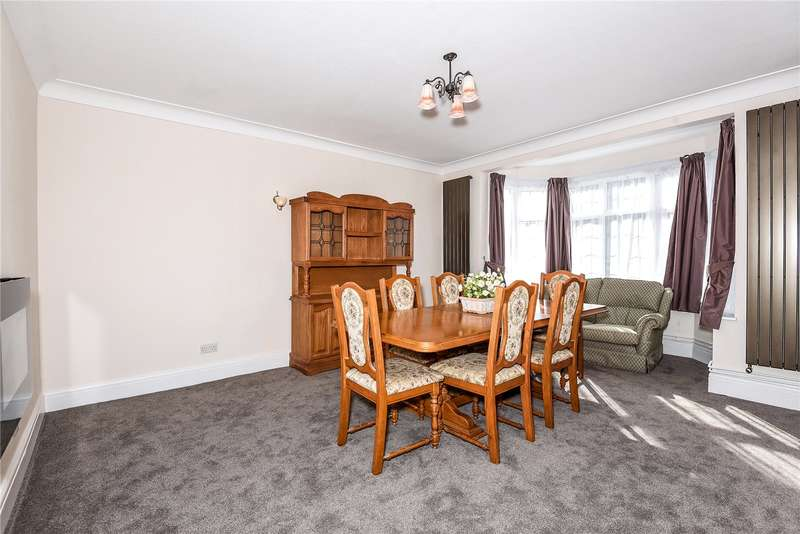 4 Bedrooms House for sale in Rusland Park Road, Harrow, Middlesex, HA1