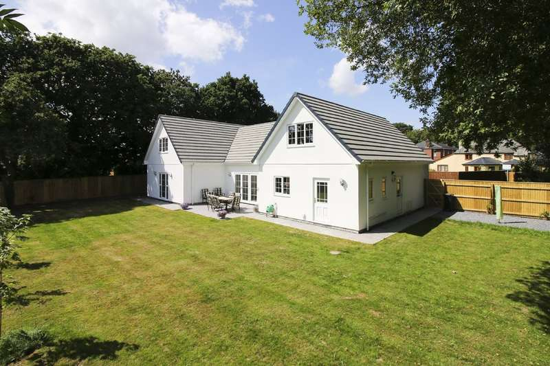 4 Bedrooms Detached Bungalow for sale in The Acorns, Liverton