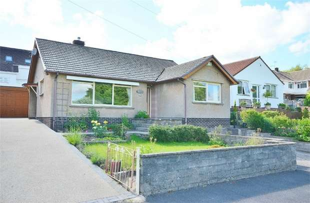 2 Bedrooms Detached Bungalow for sale in Troedyrhiw, Ystrad Mynach, HENGOED, Caerphilly