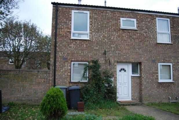 2 Bedrooms End Of Terrace House for sale in Pinemead, Shefford