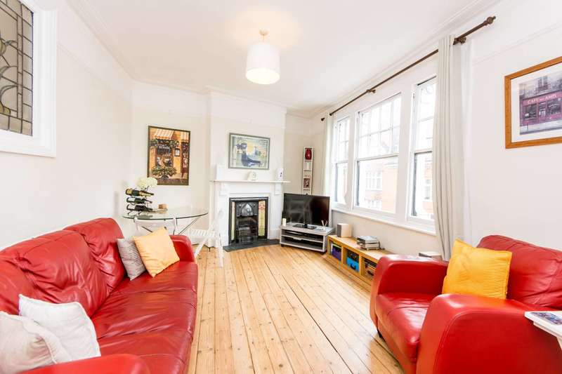 2 Bedrooms Flat for sale in Hendon Lane, Finchley Central, N3