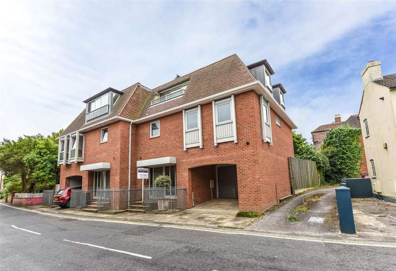 4 Bedrooms Semi Detached House for sale in Bath Road, Lymington, Hampshire, SO41