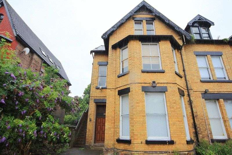 2 Bedrooms Flat for sale in Sefton Park Road, Sefton Park, Liverpool, L8