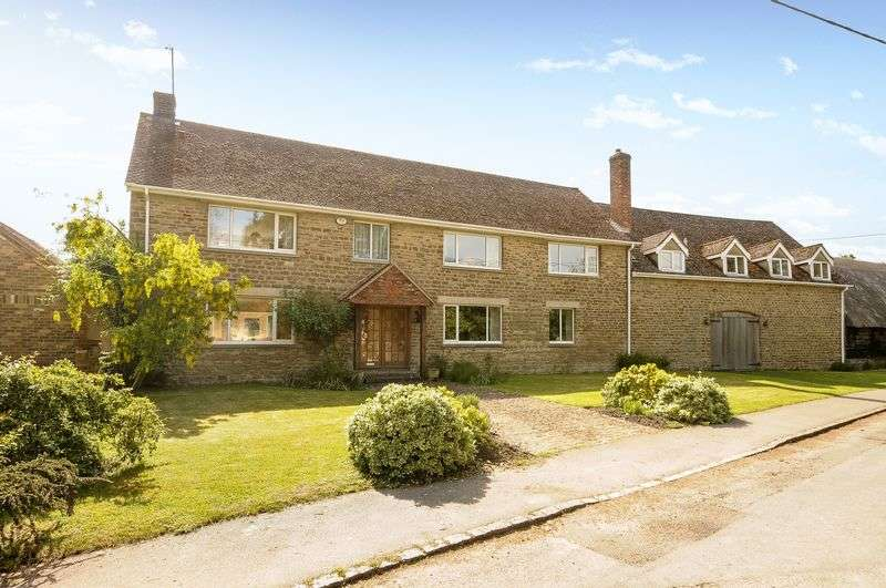 4 Bedrooms Detached House for sale in West Hanney
