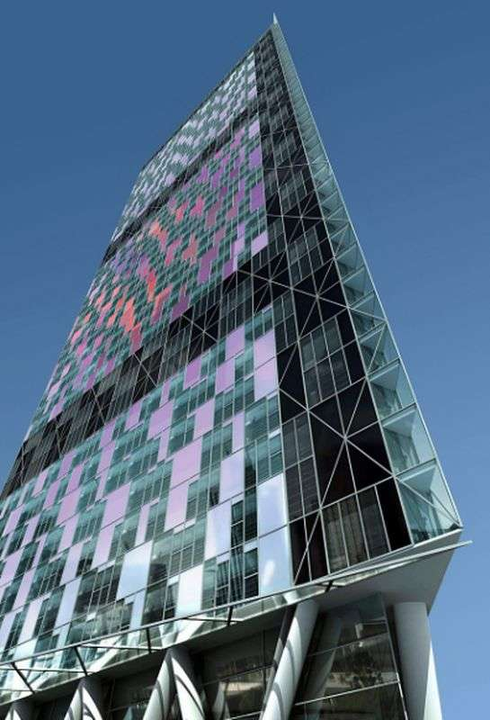 2 Bedrooms Flat for sale in Wellesley Rd, Saffron Square (The Tower), Croydon, CR0