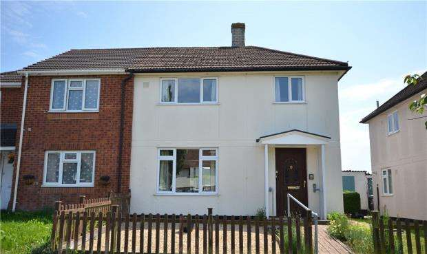 3 Bedrooms Semi Detached House for sale in Western Way, Basingstoke, Hampshire