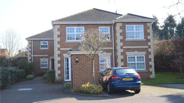 2 Bedrooms Apartment Flat for sale in Silk Place, Wiltshire Road, Wokingham