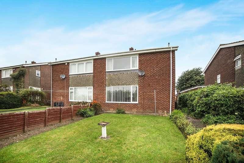 3 Bedrooms Semi Detached House for sale in Stephenson Way, Blaydon-On-Tyne, NE21