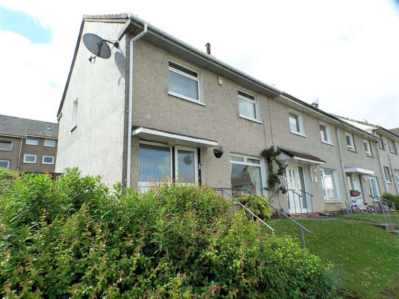 3 Bedrooms End Of Terrace House for sale in Crawford Drive, Calderwood, EAST KILBRIDE