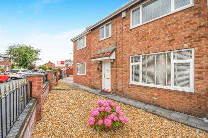 4 Bedrooms End Of Terrace House for sale in Bentham Avenue, Warrington, Cheshire, England