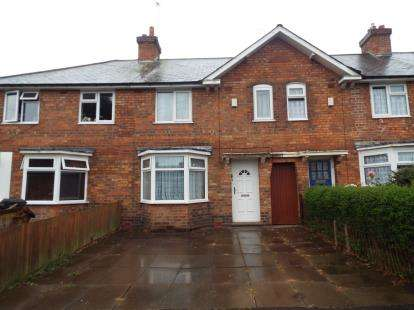 3 Bedrooms Terraced House for sale in Peckham Road, Birmingham, West Midlands