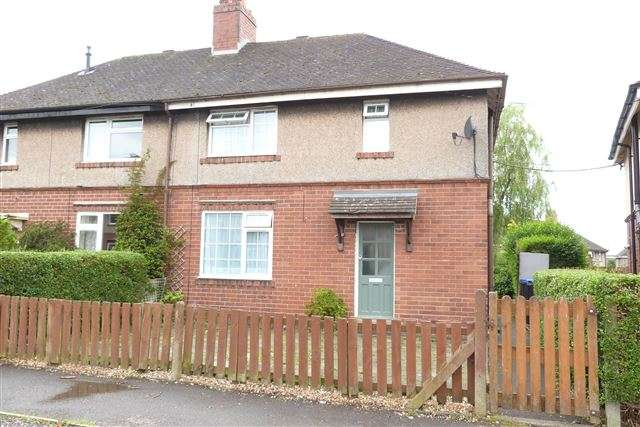 3 Bedrooms Semi Detached House for sale in Argles Road, Leek, Staffordshire, ST13 6PH