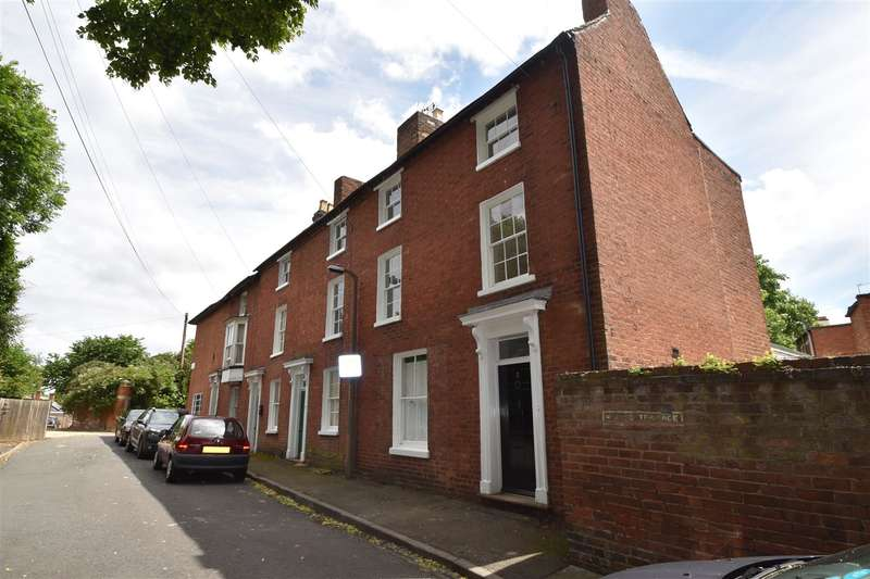 4 Bedrooms Property for sale in Rose Terrace, Worcester