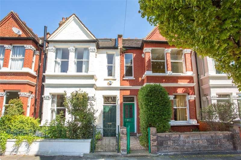 3 Bedrooms Terraced House for sale in Hatfield Road, London, W4