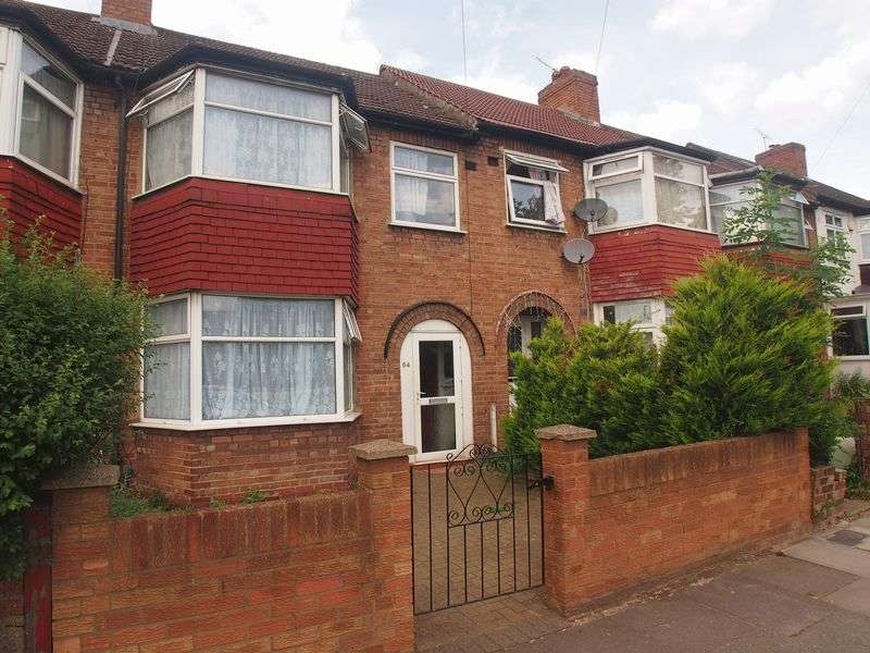 3 Bedrooms Terraced House for sale in Harrington Terrace, Great Cambridge Road, Edmonton, N9