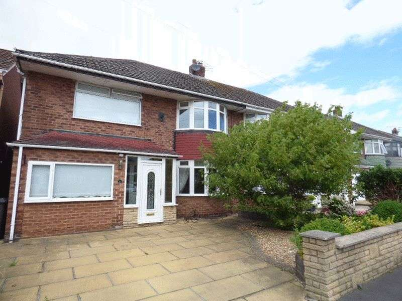 3 Bedrooms Semi Detached House for sale in Langdale Drive, Maghull