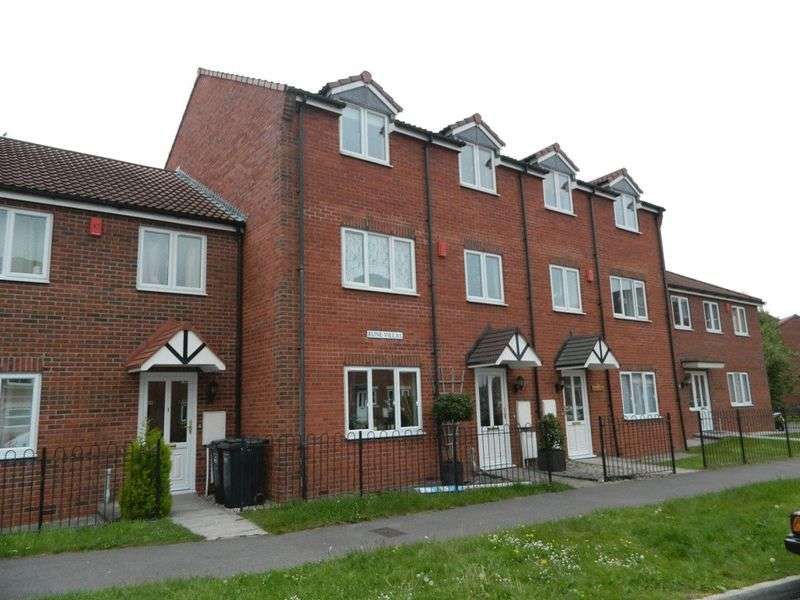 5 Bedrooms Terraced House for sale in Reedmoor Gardens, Bridgwater