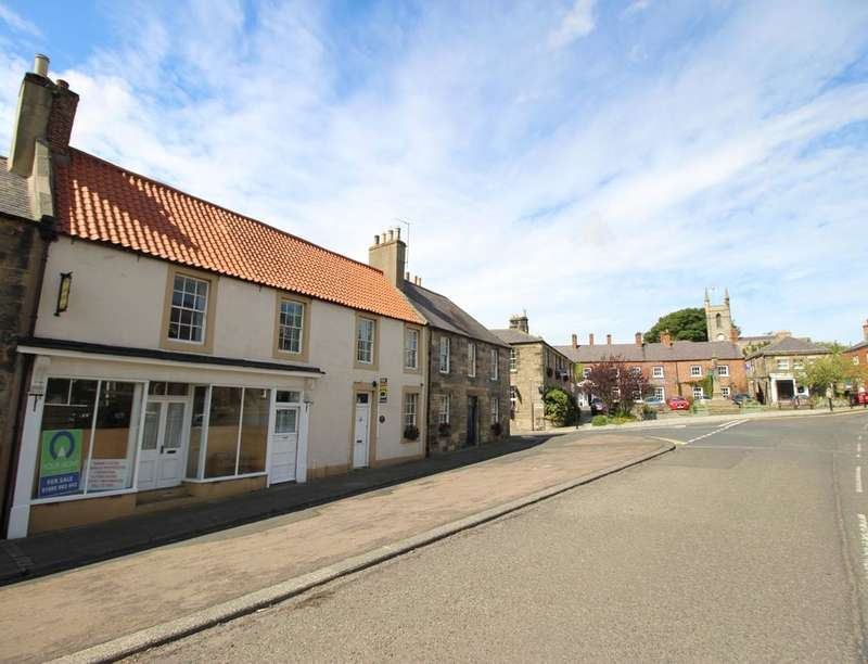2 Bedrooms Property for sale in High Street, Belford, NE70