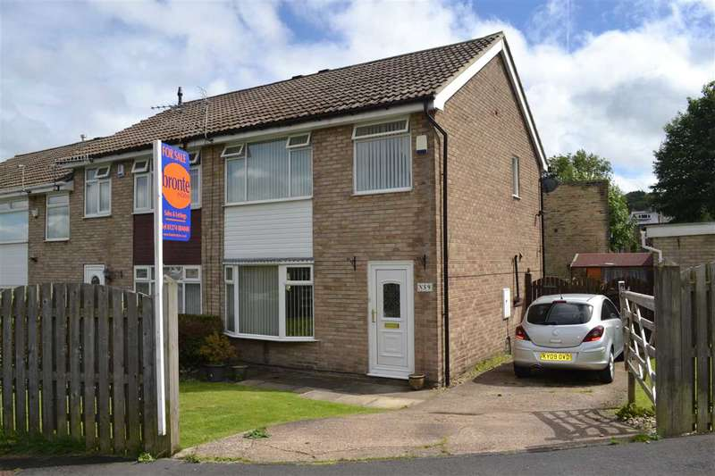 3 Bedrooms Town House for sale in Pentland Ave, Clayton, Bradford