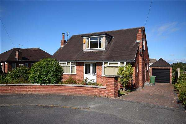 3 Bedrooms Bungalow for sale in Hinderton Drive, West Kirby