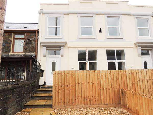 4 Bedrooms Terraced House for sale in Bute Street, Treorchy