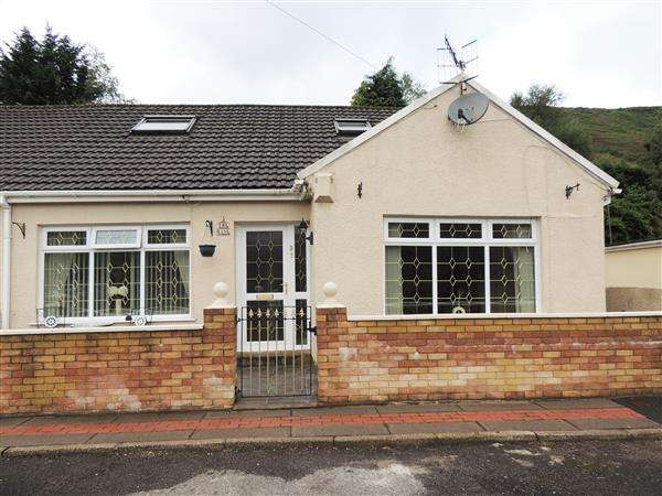 2 Bedrooms Bungalow for sale in The Rise Mount Pleasant, Mount Pleasant, Porth