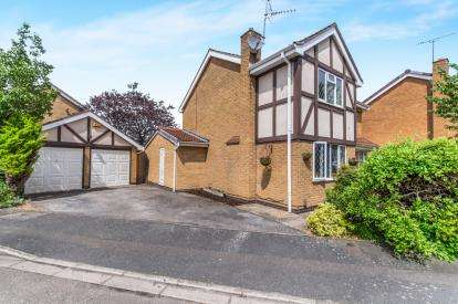 5 Bedrooms Detached House for sale in Salcey Drive, Trowell, Nottingham