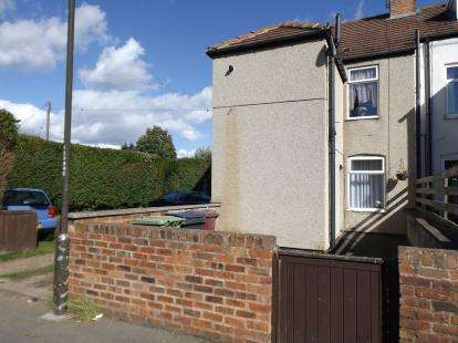3 Bedrooms End Of Terrace House for sale in Vale Drive, Shirebrook, Mansfield, Derbyshire
