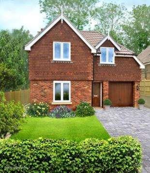 4 Bedrooms Detached House for sale in Cedar View Close, 88 Keston Avenue, Old Coulsdon, Surrey