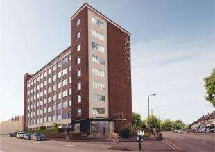 1 Bedroom Flat for sale in Waddon House, 283 Stafford Road, Wallington