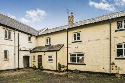 2 Bedrooms Semi Detached House for sale in Abbeyfields, Park Lane, Sandbach, Cheshire