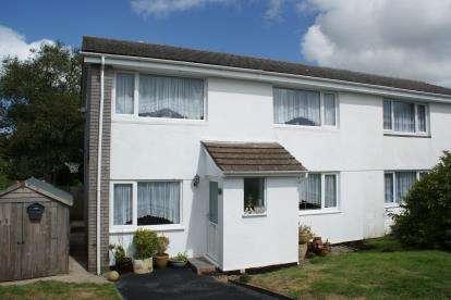 4 Bedrooms Semi Detached House for sale in Dobwalls, Liskeard, Cornwall
