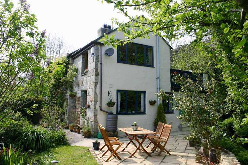 3 Bedrooms Cottage House for sale in Bowl Rock, Lelant Downs