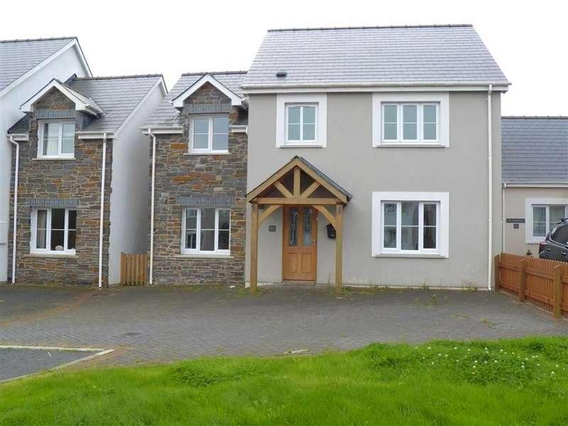 4 Bedrooms Property for sale in Meurigs Croft, Hook, Haverfordwest