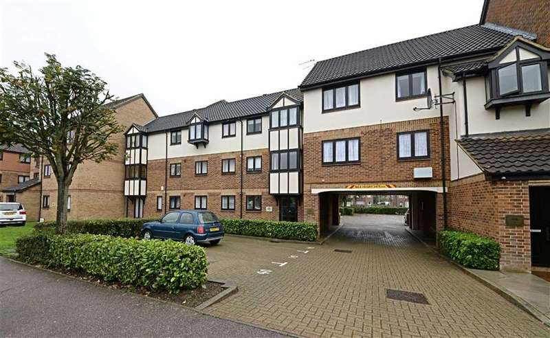 1 Bedroom Flat for sale in Harrier Road, Colindale, London
