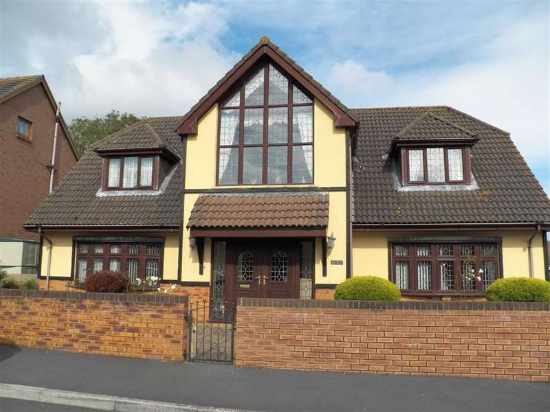 4 Bedrooms Property for sale in Park View Drive, Kidwelly