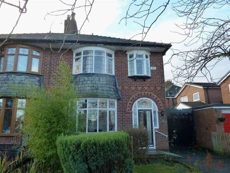 3 Bedrooms Property for sale in Hopwood Avenue, Hopwood, HEYWOOD, Lancashire, OL10